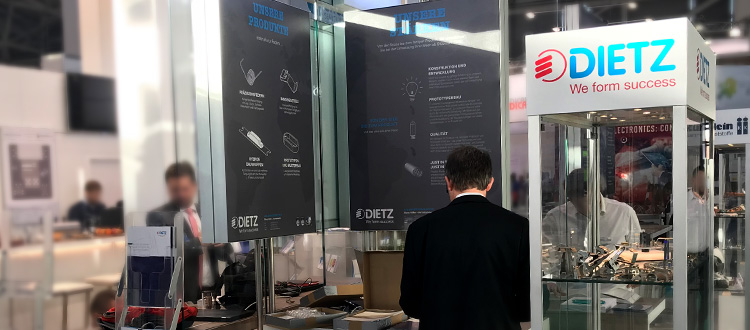 dietz | Messe Electronica