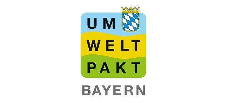 Umweltpakt Bayern Logo